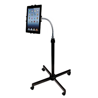 CTA Digital Adjustable Gooseneck Stand for Tablets, (PAD-UAFS)