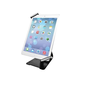 CTA Digital Tablet Anti-Theft Security Grip with Stand, (PAD-UATGS)