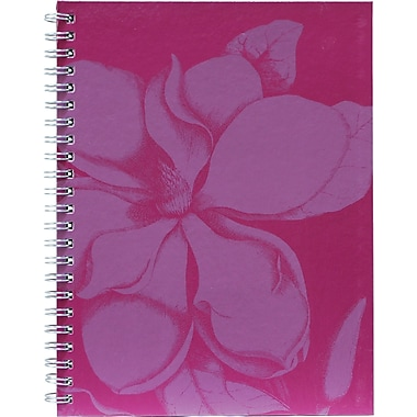 Mead® Fresh Cut Blooms Notebook, 8