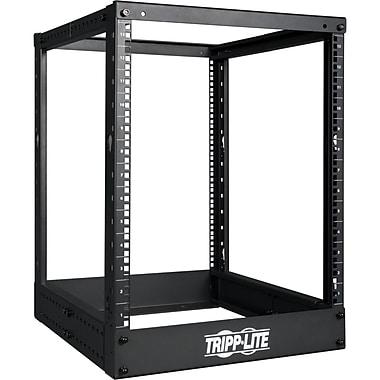Tripp Lite – Armoire avec cadre ouvert à 4 poteaux SR4POST1313U 13U 19 po, 19 po 13U, (SR4POST13)