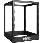 "Tripp Lite SR4POST13 4Post Open Frame Rack Cabinet 13U 19"", 19"" 13U, (SR4POST13)"