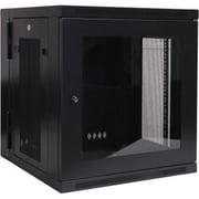 "Tripp Lite SRW12USG Wall mount Rack Enclosure Server Cabinet w/ Plexiglass Door, 19"" 12U Wall Mounted, (SRW12USG)"