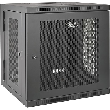 Tripp Lite SRW10US Wall mount Rack Enclosure Cabinet 10U 19