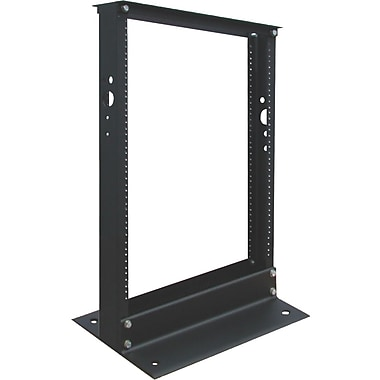 Tripp Lite 13U 2Post SmartRack Open Frame RackOrganize and Secure Network Rack Equipment, (SR2POST13)