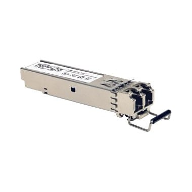 Tripp Lite Cisco Compatible 1000BaseSX SFP Transceiver with DDM, MMF, 850nm, (N286-01GSX-MDLC)