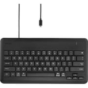 Kensington Wired Keyboard for iPad with Lightning Connector, Black, Cable Connectivity, Retail, Lightning Interface
