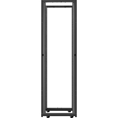 APC NetShelter SX AR3812 Enclosure Rack Frame, 42U Wide, Black, (AR3812)