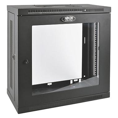 Tripp Lite – Armoire SmartRack SRW12U13G, 12U larg. x 19 po (482,6 mm) prof., murale ou posée au sol pour commutateur LAN