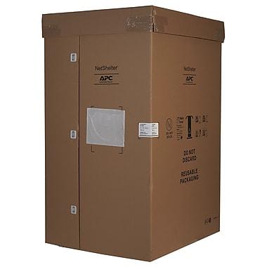 APC NetShelter SX AR3100SP Rack Cabinet, 19