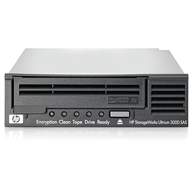 HP LTO5 Ultrium 3000 SAS Internal Tape Drive, LTO5 1.50 TB (Native)/3 TB (Compressed), (EH957B)