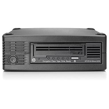 HP StoreEver LTO6 Ultrium 6250 SAS External Tape Drive/SBuy, LTO6, (EH970SB)