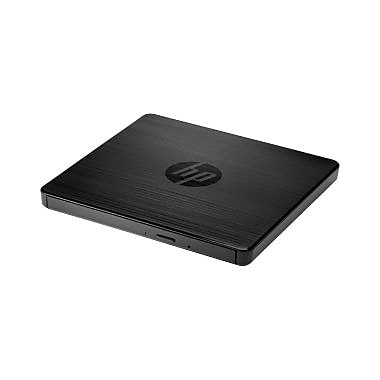 HP External DVDWriter, DVD±R/RW Support, USB, (F2B56AA)