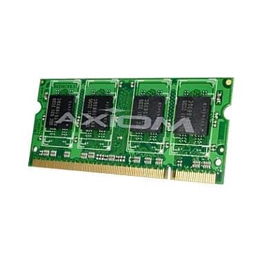 Axiom – Module de mémoire DDR2 SDRAM de 1 Go, 1 Go, DDR2 SDRAM, 667 MHz DDR2667/PC2 (EM994AA-AX)