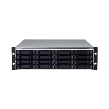 Promise VessRAID 1830i Hard Drive Array, 12 x Total Bays, Network (RJ-45), USB, (VR1830IU)