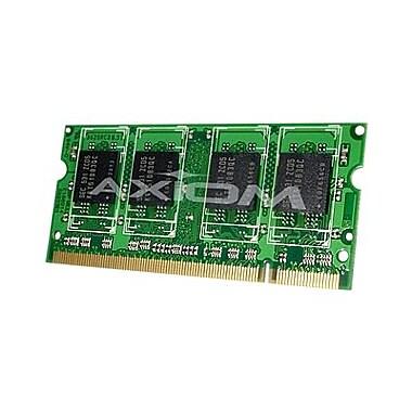 Axiom – Module de mémoire DDR3 SDRAM de 2 Go PA3676U1M2GAX, 2 Go, DDR3, SDRAM (PA3676U-1M2G-AX)