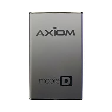Axiom – Disque dur externe 2,5 po de 1 To MobileD, USB 3.0, SATA, 7200, (USB3HD2571TB-AX)