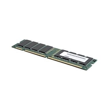 Lenovo – Module de mémoire UDIMM de 4 Go PC312800 DDR31600 faible en halogène, 4 Go (1 x 4 Go) DDR3 SDRAM, (0A65729)