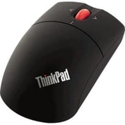 Lenovo ThinkPad Bluetooth Laser Mouse, Laser, Wireless, Bluetooth, Stealth Black, (0A36407)