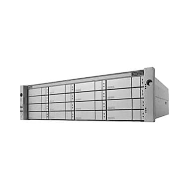 Promise Vess R2600fiS SAN Array, 16 x HDD Supported, 16 x Total Bays, Gigabit Ethernet, 6Gb/s SAS, Serial ATA/600