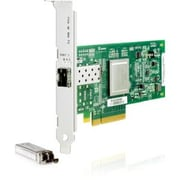 HP – Adaptateur bus hôte Fibre Channel, 2 port PCIe de 8 Go, 82E, 2 PCI Express, 8 Go/s, (AJ763SB)