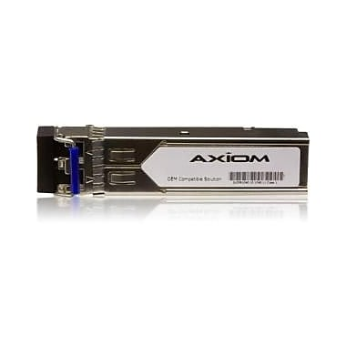 Axiom 4Gb Long Wave SFP for Brocade, For Data Networking, Optical Network 1 LC Fiber Channel Network, (XBR-000142-AX)