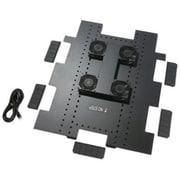 APC – Plaque de ventilation pour toit, 12,5 m /min, (ACF503)