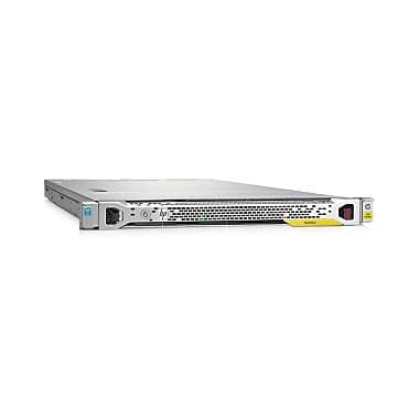 HP StoreEasy 1450 8TB SATA Storage, Intel Xeon E52603 v3 Hexacore (6 Core) 1.60 GHz, 4 x Total Bays, (K2R13A)