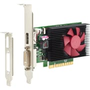 HP – Carte graphique GeForce GT 730, 2 Go DDR3 SDRAM, PCI Express x8, DirectX 12, OpenGL 4.4DisplayPortDVI, PC, (N3R90AA)