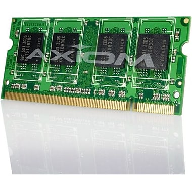 Axiom 1GB DDR2 SDRAM Memory Module, 1 GB, DDR2 SDRAM, 667 MHz, 200, (VGP-MM1GB-AX)