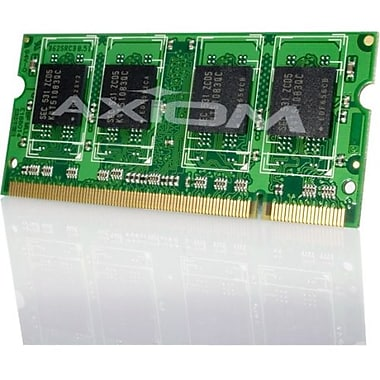 Axiom 1GB DDR2 SDRAM Memory Module, 1 GB, DDR2 SDRAM, 800 MHz DDR2800/PC2, (VGP-MM1GD-AX)