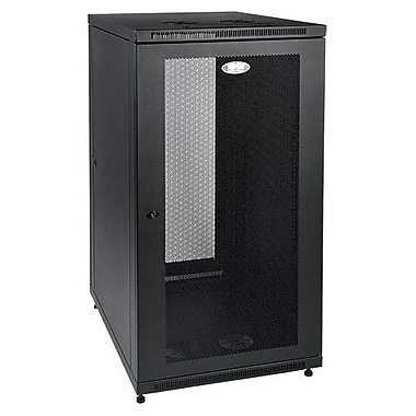 Tripp Lite SmartRack 24U ExtraDepth Rack Enclosure Cabinet, 24U Wide x 32.5