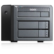 Promise Pegasus2 R2+ DAS Array, 2 x HDD Supported, 2 x HDD Installed, 6 TB Installed HDD Capacity, Serial ATA Controller