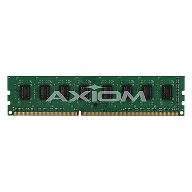 Axiom 2GB DDR3 SDRAM Memory Module, 2 GB, DDR3 SDRAM, 1333 MHz DDR31333/PC3, (7606-K133-AX)