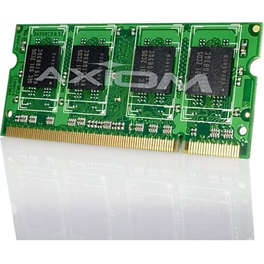Axiom 1GB DDR2 SDRAM Memory Module, 1 GB, DDR2 SDRAM, 400 MHz DDR2400/PC2, (374726-001-AX)