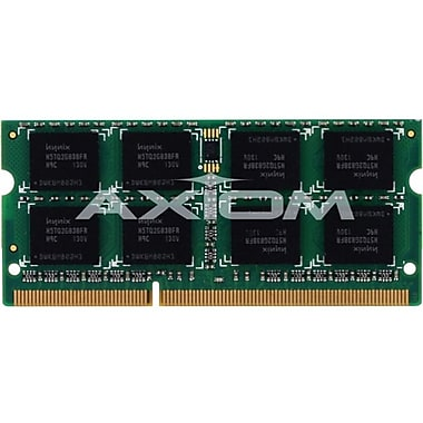 Axiom 2GB DDR3 SDRAM Memory Module, 2 GB, DDR3 SDRAM, 1333 MHz, 204, (AT912AA-AX)