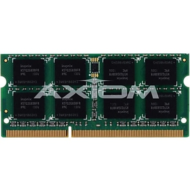 Axiom – Module de mémoire DDR3L SDRAM de 8 Go, 8 Go, DDR3L, SDRAM 1333 MHz, DDR3L1333/PC3, (CF-WMBA1108G-AX)