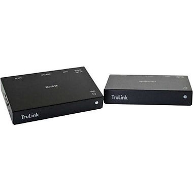C2G TruLink Video Console/Extender, 1 Input Device, 1 Output Device, 300 ft (91440 mm) Range, 2 x Network (RJ, (29211)