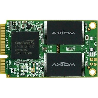 Axiom Signature III 120 GB Internal Solid State Drive, SATA, 560 MB/s Maximum Read Transfer Rate, (AXG93310)