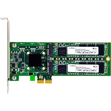 Axiom Signature III 480 GB Internal Solid State Drive, 825 MB/s max. Read Transfer Rate, 810 MB/s max. Write Transfer Rate