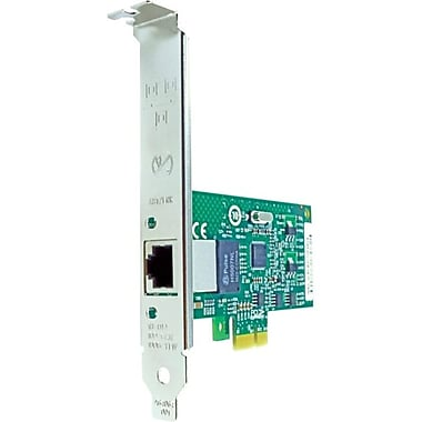 Axiom PCIe x1 1Gbs Single Port Copper Network Adapter for Intel, PCI Express 1.1 x1, 1 Port(s), 1 Twisted Pair, (I210T1-AX)