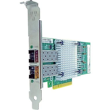 Axiom PCIe x8 10Gbs Dual Port Fiber Network Adapter for IBM, PCI Express 2.0 x8, 2 Port(s), (42C1800-AX)