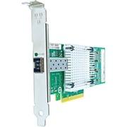 Axiom – Adaptateur de réseau à fibre optique 1 port PCIe x8 de 10 Gb/s pour QLogic, PCIe 2.0 x8, fibre optique (QLE8240SRCK-AX)