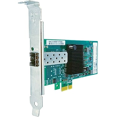 Axiom PCIe x1 100Mbs Single Port Fiber Network Adapter, PCI Express 1.1 x1, 1 Port(s), Optical Fiber, (PCIE1SFPFX1-AX)