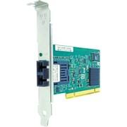 Axiom – Adaptateur réseau à fibre optique à un port 1 Gb/s PCI, PCI 2.2, 1 port, 1 port SC, fibre optique, (FX-NIC-SC-S-AX)