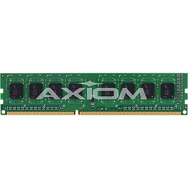 Axiom 4GB DDR3 SDRAM Memory Module, 4 GB, DDR3 SDRAM, 1600 MHz DDR31600/PC3, (00D4955-AX)