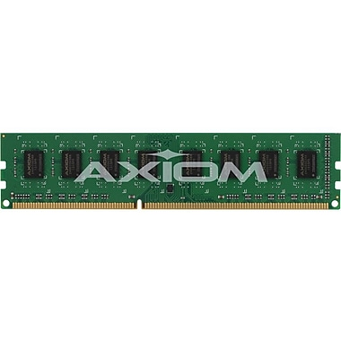 Axiom 4GB DDR3 SDRAM Memory Module, 4 GB, DDR3 SDRAM, 1600 MHz DDR31600/PC3, (713977-S21-AX)