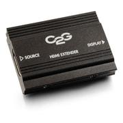 C2G – Câble aligné prolongateur HDMI, 1 périphérique d'entrée, 82 pi (24993.6 mm) portée HDMI entrée HDMI sortie, 4K, (41365)