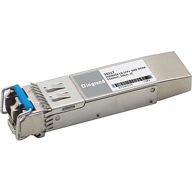 C2G Arista Networks SFP10GLR Compatible 10GBaseLR SMF SFP+ Transceiver Module, For Optical Network, Data Networking 1 LC 10GBase