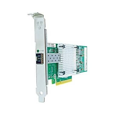 Axiom PCIe x8 10Gbs Single Port Fiber Network Adapter for QLogic PCI Express 2.0 x8 1 Port(s) Optical Fiber (QLE8360CUCK-AX)