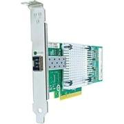 Axiom – Adaptateur de réseau à fibre optique 1 port PCIe x8 de 10 Gb/s pour QLogic, PCIe 2.0 x8, fibre optique (QLE8360CUCK-AX)